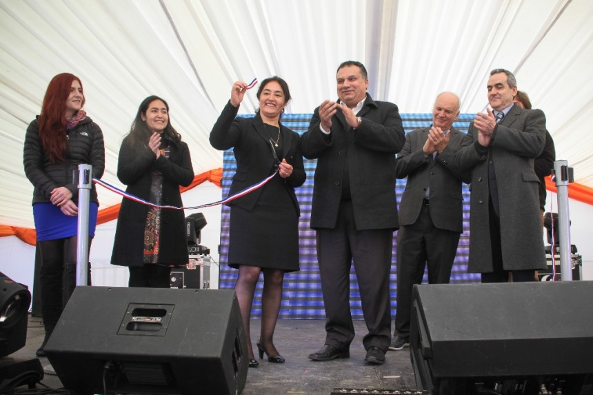 Inauguracion Supermercado Cugat