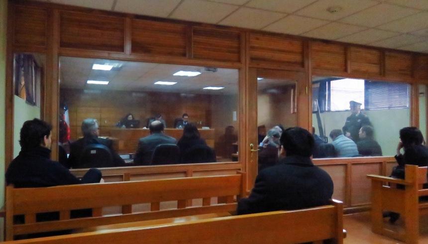 juicio oral caso parvularia