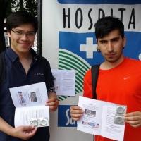 ACTIVIDAD FUE ORGANIZADA POR UNIDAD DE INFECTOLOGÍA DEL HOSPITAL SAN FERNANDO EN CONJUNTO CON LA  ATENCIÓN PRIMARIA DE SALUD MASIVA PARTICIPACIÓN CIUDADANA EN JORNADA DE PREVENCIÓN DEL VIH EN EL DÍA MUNDIAL DE LA LUCHA CONTRA EL SIDA