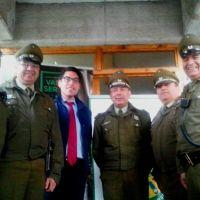 OFICINA DE INTEGRACION COMUNITARIA DE CARABINEROS DE SAN FERNANDO, SE TRASLADA A NUEVA DIRECCION EN LA CIUDAD.