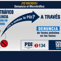 PDI: CAMPAÑA PREVENCIÓN DE DROGAS