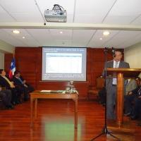 MINISTRO MARCELO VÁSQUEZ ASUME COMO NUEVO PRESIDENTE DE CORTE DE APELACIONES DE RANCAGUA