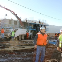 SAN FERNANDO: FUTUROS RESIDENTES DE VILLA SANTA BÁRBARA II CONOCEN SUS VIVIENDAS
