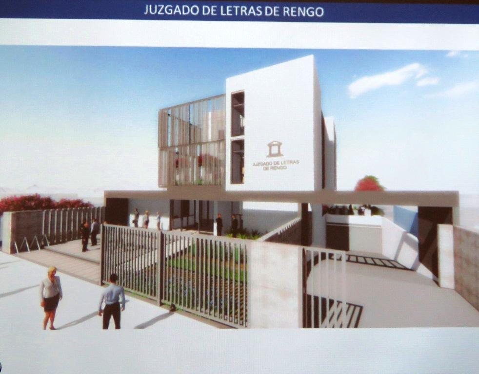 Corporaci n administrativa presenta avances de proyecto de for Juzgado de letras