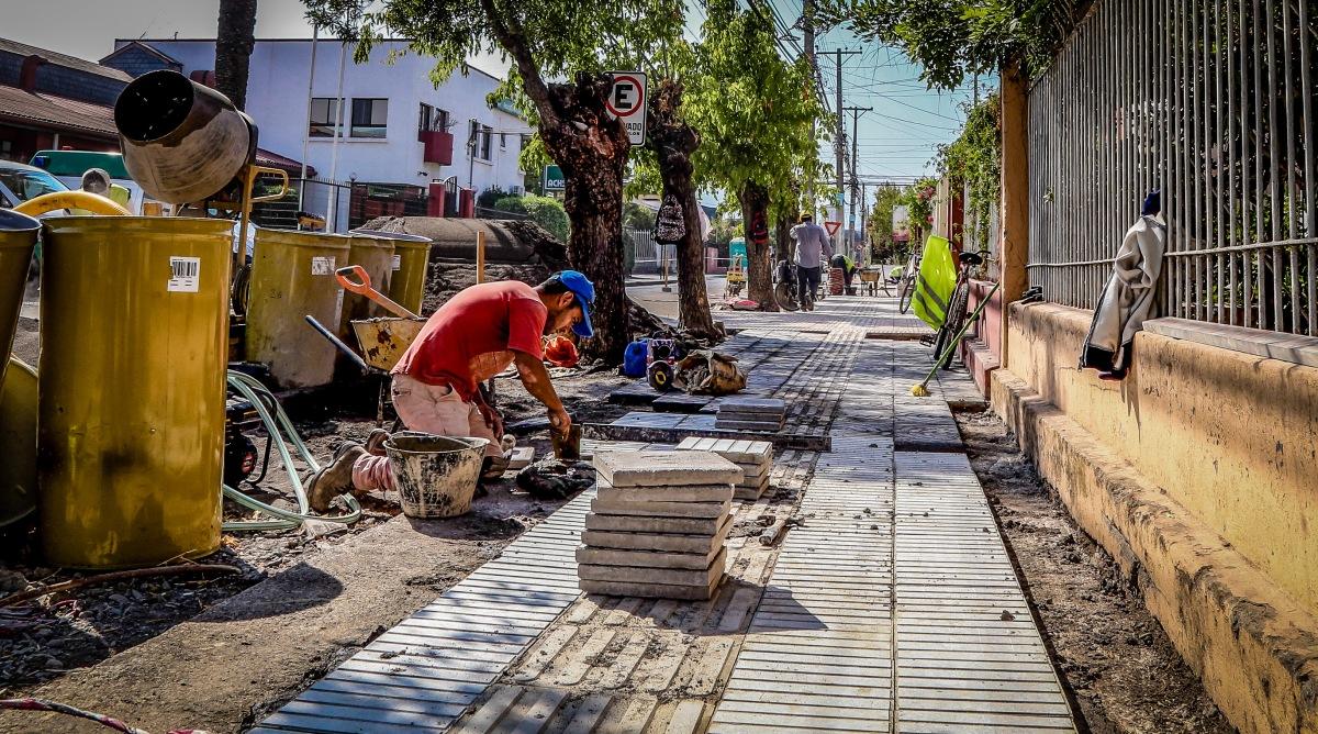 San Fernando: Este lunes se da inicio al proyecto de reposición de veredas de la calle España