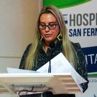 Hospital San Fernando cuenta con nueva directora